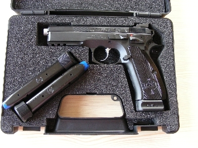 Pistole CZ 75 SP-01 Shadow Mamba