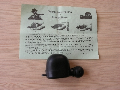 Original Buttolo-Blatter